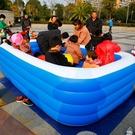 充氣游泳池家用兒童戶外寶寶嬰幼兒家庭水池大海洋球池工廠 快速出貨