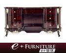 『 e+傢俱 』AT1 潔娜瑟絲 Genesis 歐式傢俱 黑檀 新古典書桌 | 新古典電腦桌 | 辦公桌 可訂製