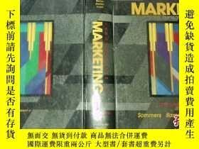 二手書博民逛書店THIS罕見COPY OF FUNDAMENTALS OF DMARKETING 市場營銷基本面Y3359 M