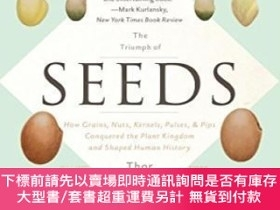 二手書博民逛書店Triumph罕見Of SeedsY255174 Thor Hanson Basic Books 出版201