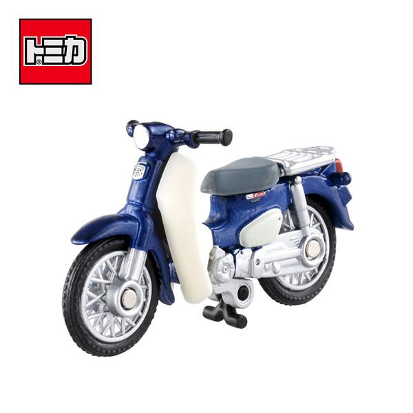 【日本正版】TOMICA NO.87 豐田 Super Cub 本田小狼 HONDA 玩具車 多美小汽車 - 879978