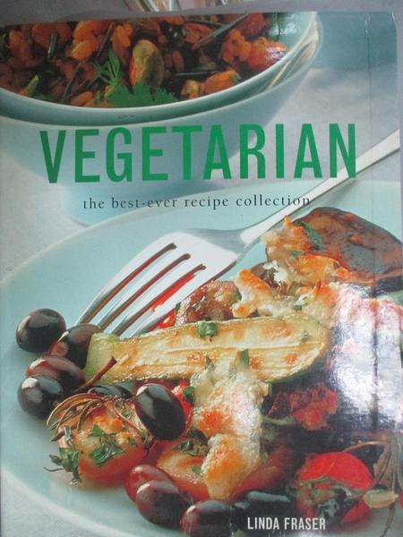【書寶二手書T4/餐飲_EY3】Vegetarian_Linda Fraser