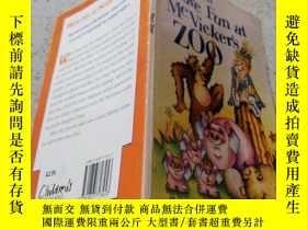 二手書博民逛書店more罕見fun at mcvicker s zoo在麥克維克動物園玩得更開心Y200392