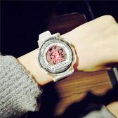 簡約電子表多功能數字式男女大戶外運動手錶