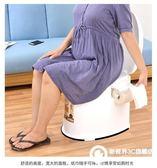 老人坐便器孕婦移動馬桶老年人坐便椅成人便攜家用塑料座便器防臭