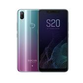 Sugar S20 4G/64G 6.18吋 旅遊翻譯/AI 智慧美顏手機【拆封品出清】