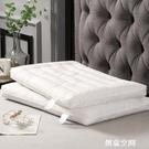 薄枕低枕頭成人平護頸枕家用單人矮枕芯頸椎...