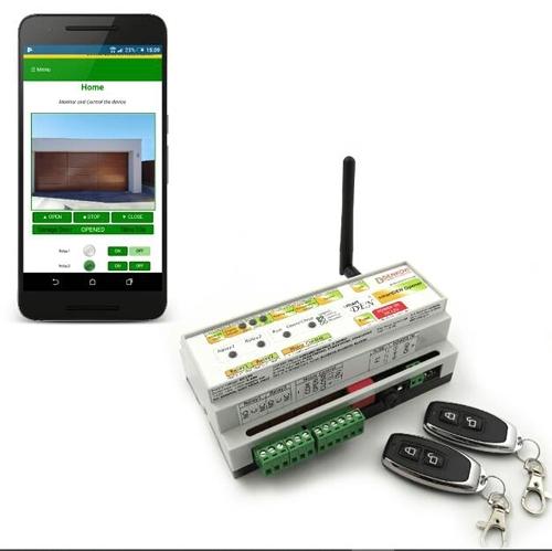 [2美國直購] denkovi 繼電器 smartDEN Opener IoT smart Garrage Door Controller with Wi-Fi, Relays