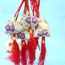 平安香包 粽子香包 項鍊式手工(成品)/一大袋100個入(促80) 端午節香包-4762