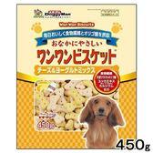 *WANG*日本Doggyman《犬用起司優格消臭餅乾》450g