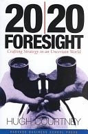 二手書博民逛書店《20/20 Foresight: Crafting Strategy in an Uncertain World》 R2Y ISBN:1578512662