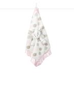 【美國 Little Giraffe】安撫巾 - 豪華長頸鹿系列嬰兒安撫巾(粉紅款) - LXDBLGPK