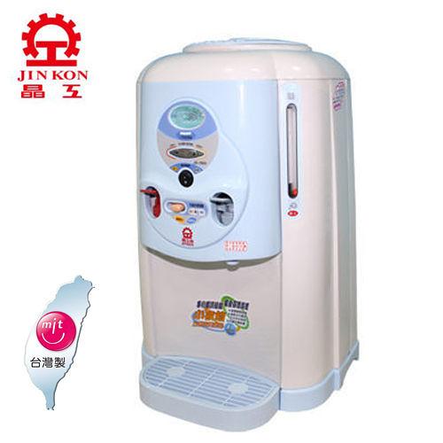 【艾來家電】 【分期0利率+免運】晶工牌(8公升)全開水式溫熱開飲機 JD-1503