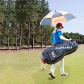 新年禮物-高爾夫球包 男女托運航空包 球杆罩防雨套球包輕便可折疊雨披WY
