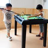 少年強兒童桌球台球玩具家用迷你桌球台兒童男孩親子玩具桌台球【完美生活館】
