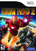 WII-二手片 Iron Man 2 鋼鐵人2 PLAY-小無電玩