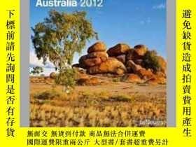 二手書博民逛書店2012罕見Australia Grid CalendarY405706 ISBN:97838327508