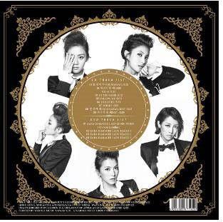 KARA  FULL BLOOM 台灣獨占豪華雙封面 限定影音盤 CD附DVD 2013最