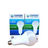 木林森LED燈泡 45W/180度廣角/高效光/取代傳統150W/CNS認證/保固一年