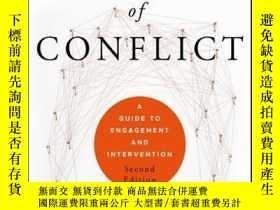 二手書博民逛書店The罕見Dynamics of Conflict: A Guide to Engagement and Inte