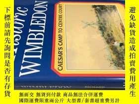 二手書博民逛書店Historic罕見WIMBLEDONY20113 請見圖 請見圖