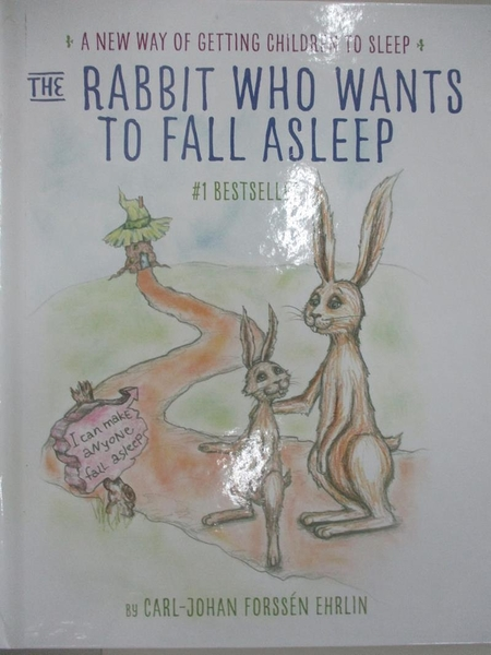 【書寶二手書T1/少年童書_D2J】The Rabbit Who Wants to Fall Asleep: A New Way…