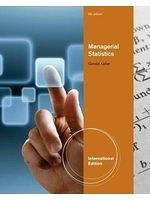 二手書博民逛書店《Managerial Statistics》 R2Y ISBN