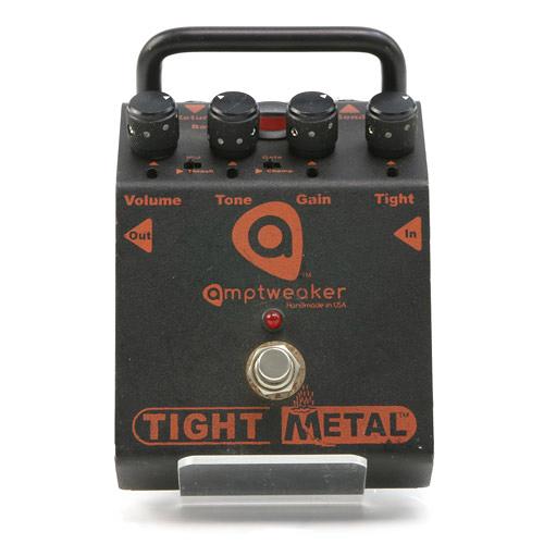 【敦煌樂器】【二手】AMPTWEAKER Tight Metal 效果器