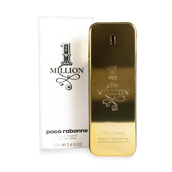 Paco Rabanne One Million百萬男性淡香水100ml TEST(環保盒)【UR8D】