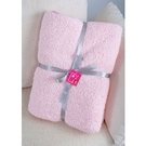 雙人加長粉色BAli輕柔毯/毛毯/柔舒毯...