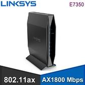 【南紡購物中心】Linksys E7350 雙頻 AX1800 WiFi 6 路由器