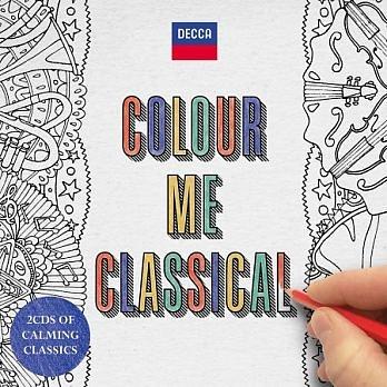 彩繪古典 2CD Colour me Classical 免運 (購潮8)