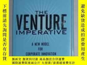 二手書博民逛書店英文原版罕見The Venture Imperative by