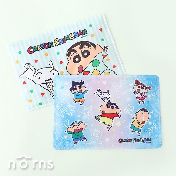 日貨蠟筆小新果凍凝膠冰枕- Norns 日本涼感 冷凝墊 枕頭 冰敷枕 冰墊 冷敷