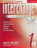 二手書博民逛書店《Interchange 1 Full Contact B (C