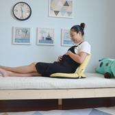 哺乳椅床上靠背椅 兒童懶人小沙發 可拆洗喂奶椅月子護腰喂奶神器