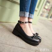洛麗塔鞋子日常蘿莉鞋Lolita軟妹學生萌妹子日系少女可愛娃娃鞋 DN19276『科炫3C』