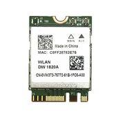 【MACROPC】 黑蘋果網卡 Broadcom BCM94350Z DW1820A 802.11a/b/g/n/ac WLAN + Bluetooth 4.1 NGFF mini Card