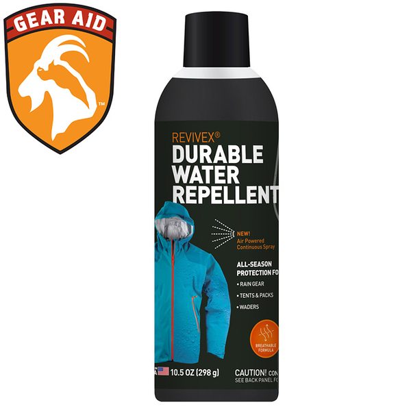 Gear Aid | McNett 36221 ReviveX® Durable Water Repellent 防水透氣防潑水噴劑/GTX衣物