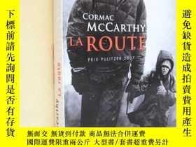 二手書博民逛書店法文原版.罕見《路》(科馬克·麥卡錫) La Route The Road Cormac McCarthyY7