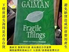 二手書博民逛書店Fragile罕見ThingsY15389 Headline H