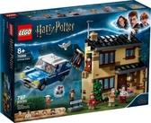 【LEGO樂高】 Harry Potter 哈利波特 水蠟樹街四號  #75968