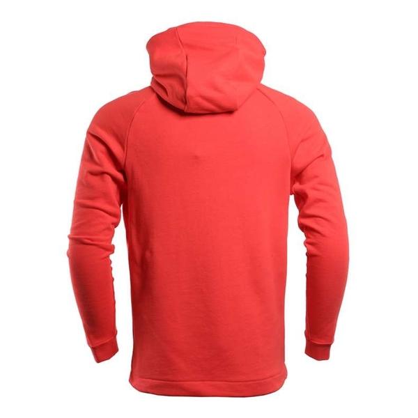 NIKE NSW MODERN HOODIE FZ FT 男裝 連帽外套 抽繩 棉質 休閒 合身 紅 【運動世界】 805131-852