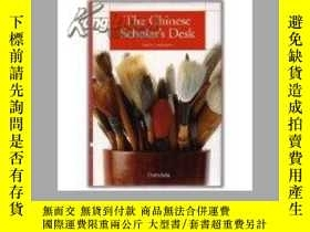 二手書博民逛書店The罕見Chinese Scholar s Desk by