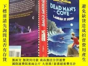 二手書博民逛書店Dead罕見Man s Cove:死亡灣Y200392