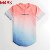 HCO Hollister Co. 男 當季最新現貨 短袖T恤 Hco M463
