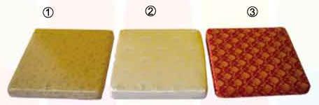 【南洋風休閒傢俱】【床墊/床罩組】- 矽膠座墊(小) 沙發組椅座墊 辦公椅座墊 合式座墊 772-10