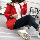 風衣工衣服裝志愿者防風外套印字班服工作服「尚美潮流閣」
