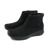 SKECHERS WASH-A-WOOLS 雪靴 短靴 女鞋 羊毛 鐵灰色 78900BBK no064