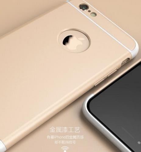 [下殺] iphone i6 iphone 6s plus 磨砂金屬質感手機殼 背殼 玫瑰金 磨砂 手機殼 手機套 保護套 硬殼 防摔